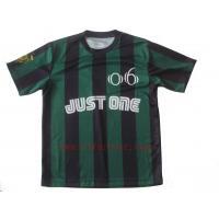 China Sportswear Professonal Soccer Team Jersey on sale