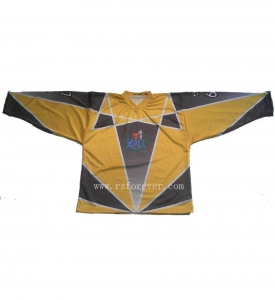 China Sportswear Long Sleeve Hocky Jersey on sale