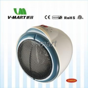 China V-mart electric portable heater with CE GS ETL SAA RoHS certificateLike on sale