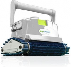 China EcoTrak Turbo Automatic Pool Cleaner on sale