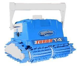 China Aquabot Turbo T4RC Automatic Pool Cleaner on sale