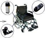 China ELECTRIC (POWER) WHEELCHAIR DRIVE KIT on sale