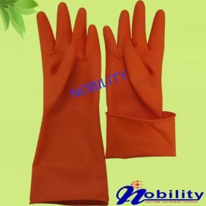 China Latex Nitrile Glove NBL526 on sale