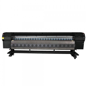 China Large format printer Konica 512 solvent printer on sale