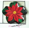 China Melamine Tray Flower for sale