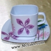 China Melamine Coffee Cup for sale