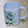 China Melamine Mugs with Printing for sale