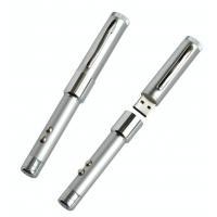 cheap Customize Gift USB Disk gift metal laser pen usb drive