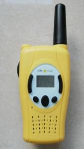China Crank dynamo walkie talkie on sale