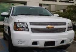 China Billet Grille Insert 2 Pc-2007-Chevrolet-Tahoe--T-Rex-20051 on sale