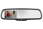 China RCD Mirror Auto Dimming Mirror With 3.3 Rear View Screen, CompassGentex #50-GENK335S on sale