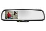 China RCD Mirror Auto Dimming Mirror With 3.3 Screen, Compass TUNDRA 2010 and Up: Gentex #50-2010TUNK335 on sale