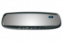 China Auto Dimming Mirror W/ Compass, Homelink (Mito Harness)Gentex #50-GENK45AM on sale