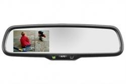 China RCD Mirror Auto Dimming Mirror With 3.3 Screen 2010 and Up TundraGentex #50-2010TUNK332 on sale