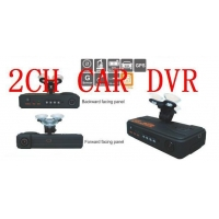 Car Charger dual camera car blackbox dvr/vehicle camera dvr system