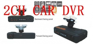 China Car Charger dual camera car blackbox dvr/vehicle camera dvr system on sale