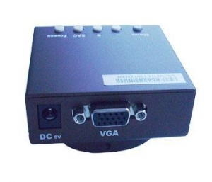 China MC8 VGA Video Camera for microscope with build in cross hair / crosshair generator on sale