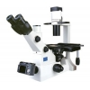 China Biological Microscopes MXD-202 Inverted Biological Microscope for sale