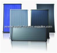 China Solar Accessories Flat Plate Solar Collector on sale