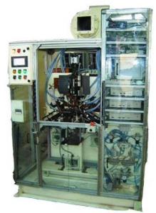 China 3 Head Starter Armature Fusing Machine on sale