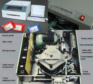 China label printer on sale
