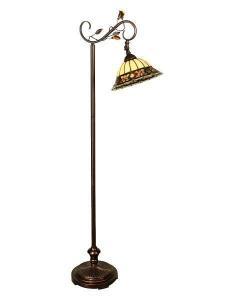 China Tiffany Floor Lamps Crystal Jewel Pebble Stone Floor Lamp on sale