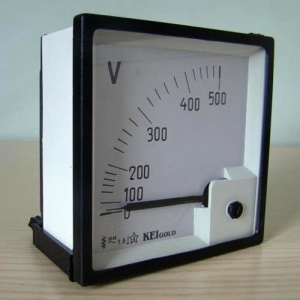 China Analog Voltmeter on sale