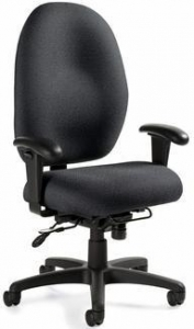 China Global Stamina+ Big and Tall Chair with Memory Foam [2440] on sale