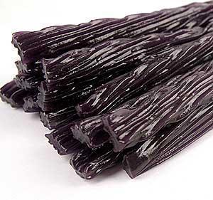 China Licorice Twists, Grape on sale