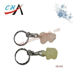 China Animal Carving Key Chain on sale