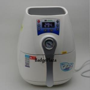 China 3D Sublimation Universal Version: 3D Sublimation machine +8 Moulds + 8 Mug Wrap+ 1 Plate Wrap on sale