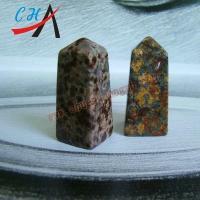 Leopard Stone Gemstone Healing Wands