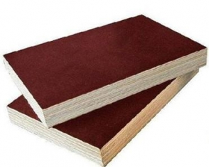 China Concrete Forming Plywood/Brown on sale