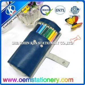 China KJIN-STATIONERY 002 PU LEATHER STATIONERY SET on sale