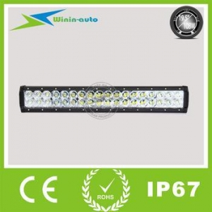 China 19.6 Jeep LED light bar 108W for SUV WI9028-108 on sale