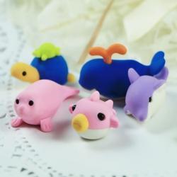 China Animal Eraser funny erasers animal shaped on sale