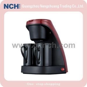 China 2 Cups Drip Coffee Maker Machine on sale