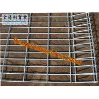 China Hy Ribbed FormWork Home Wire Curved Fence on sale