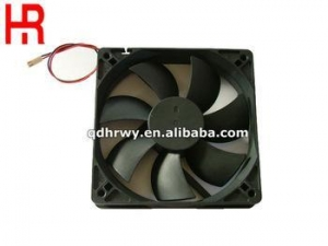 China 120mm 12 volt dc computer cpu fan for radiators on sale