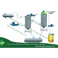 China Xinxiang Huayin distillation machine, turn used motor oil to diesel and gasoline on sale