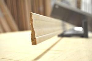 China Mouldings & Millwork #356 Primed MDF Casing on sale