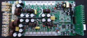 China s:25A X 4 full digital MPPT solar charge controller on sale