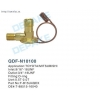 China Car Parts F-type Expansion Valve Series for sale