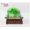 China Car Accessory Car perfume seat drawing jade buddha for sale