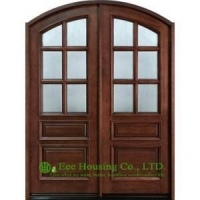 China EH-1029 Custom Solid Timber Door on sale