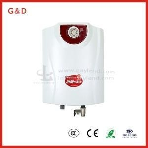 China Plastic Electric Hot Water Heater Electric Geyser Electric on sale