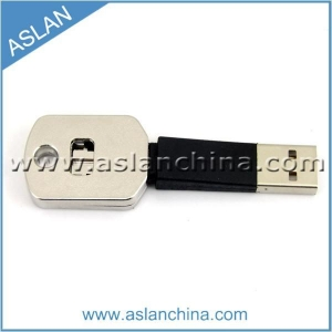 China Key Chain USB Charger Cables for iPhone 5S (AA-031) on sale