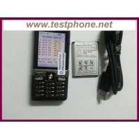 Sony Ericsson c702 phone with tems pocket ,work on tems above 10.0.5 version