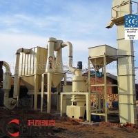 Coal ash micro powder grinder machine production line