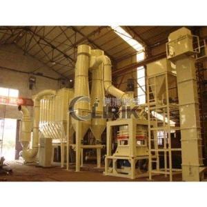 China Calcite carbonate powder grinder,micro powder grinder on sale